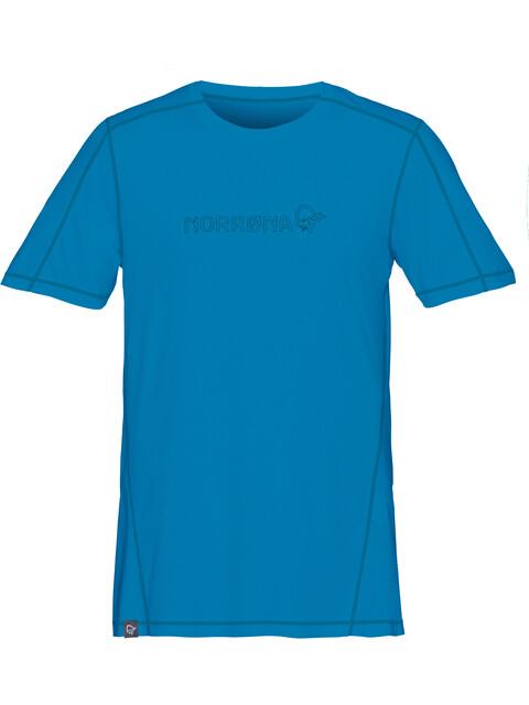 Norrøna /29 Tech - T-shirt manches courtes Homme - bleu